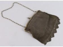 Antik ezüst szerű színházi táska 0eb76429e7